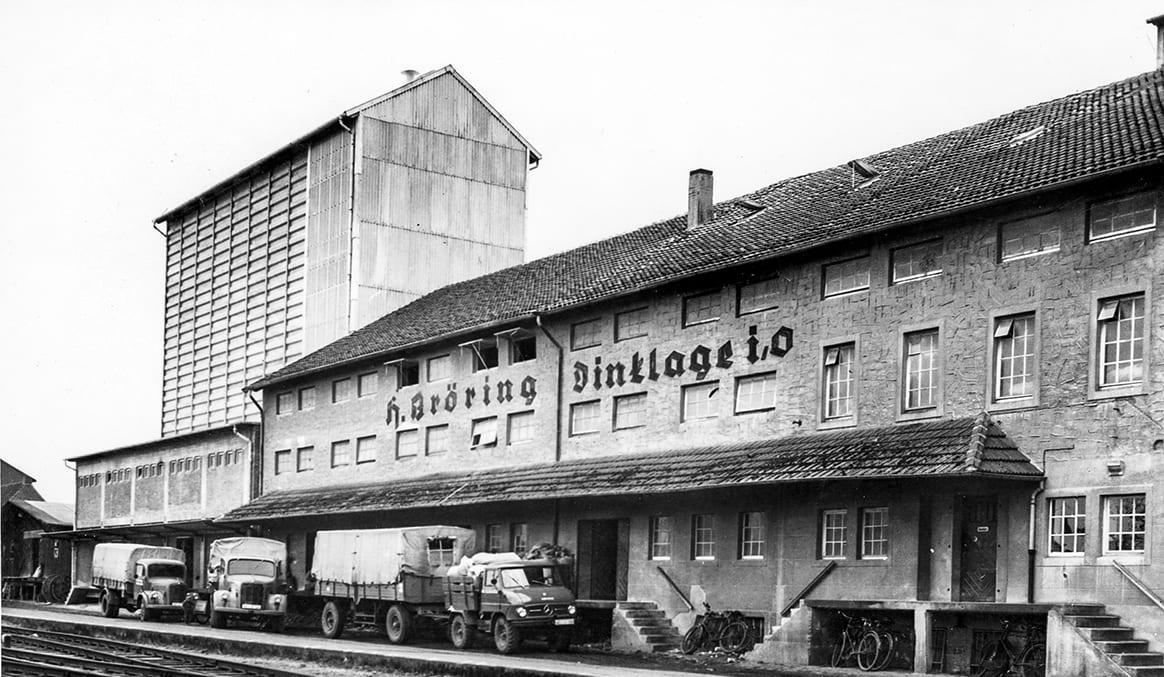 Een nieuwe mengvoederfabriek