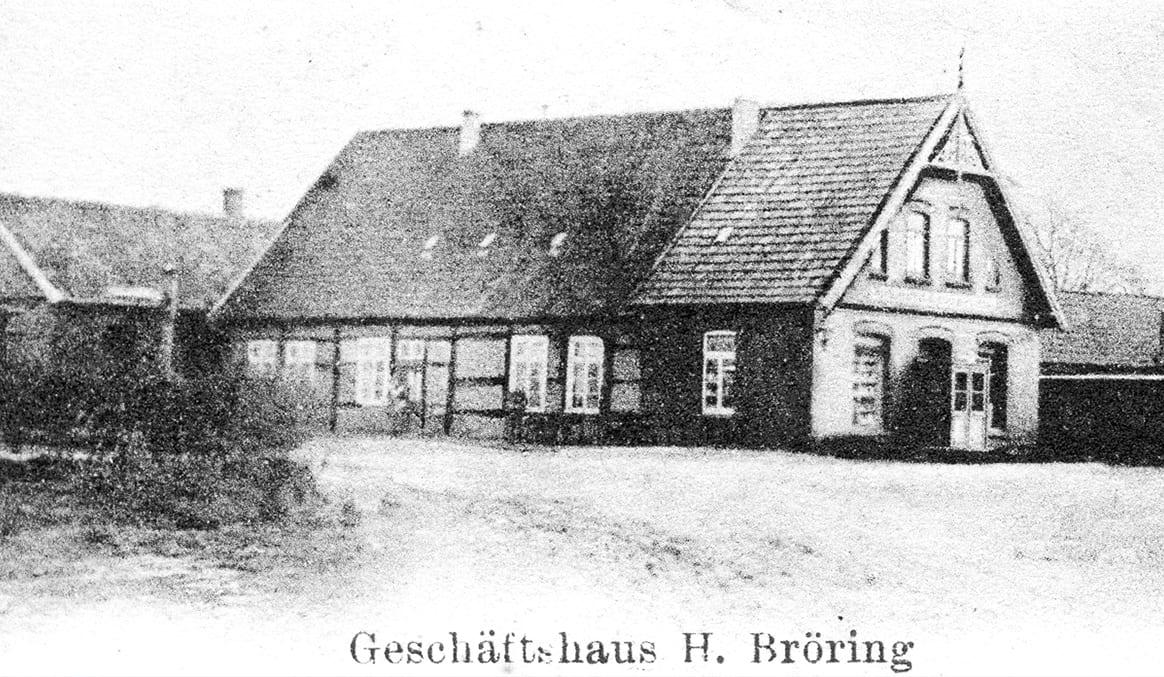 Oprichting door Heinrich Bröring